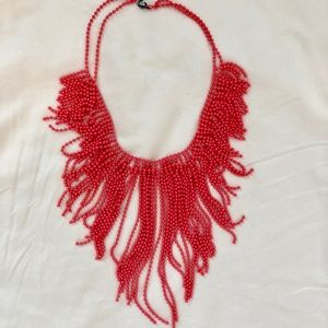 BAUBLEBAR Beaded Statement Necklace